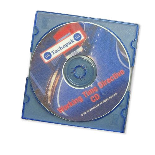 Working Time Directive CD-ROM