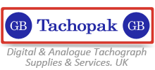 GB Tachopak Ltd. Stationary and Digital Tachograph Supplies